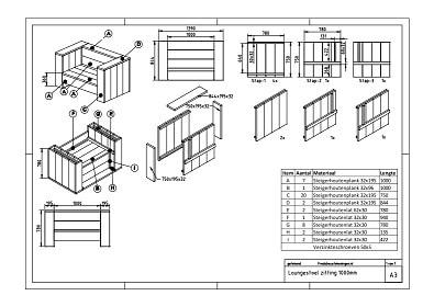 Tekenprogramma 39 s om zelf bouwtekeningen te maken for Plattegrond van je huis maken