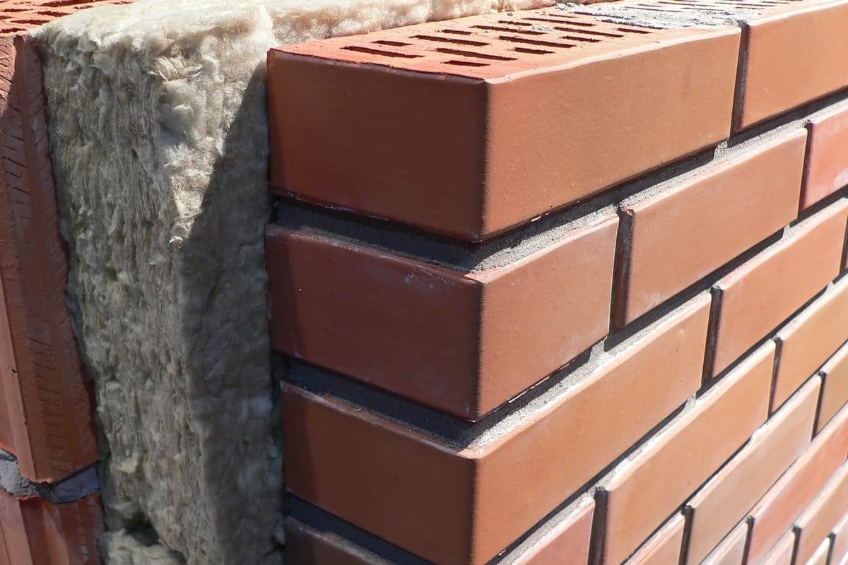 voorbeeld van muurisolatie