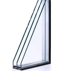 HR-glas plaatsen